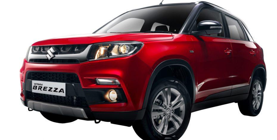 Así es el nuevo Maruti-Suzuki Vitara Brezza: Un crossover de menos de cuatro metros