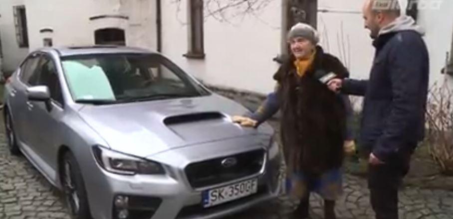 Tiene 81 años y conduce un Subaru WRX STI de 300 CV para el día a día, ojo a esta curiosa historia…