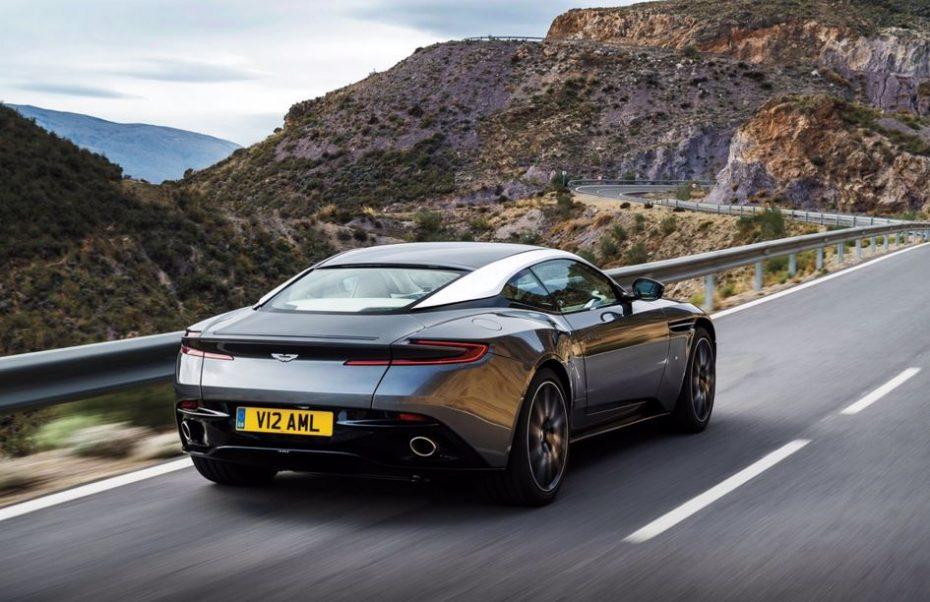 ¡Filtrado! Así es el Aston Martin DB11: Un cambio de rumbo en Aston, ahora con más mano de AMG