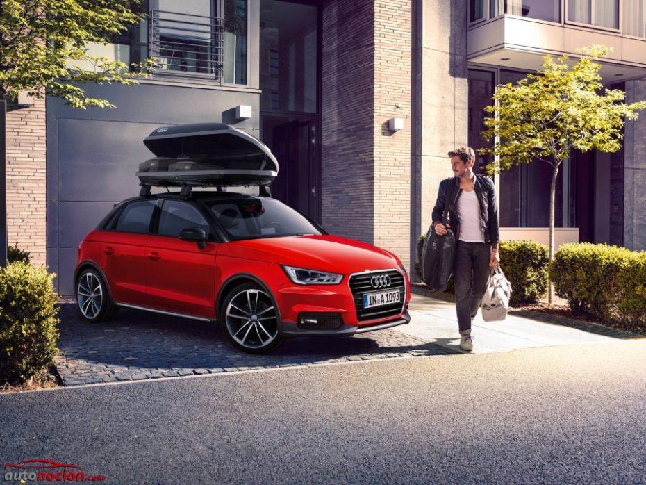 El Audi A1 recibe la edición especial Active Kit: Un extra de deportividad para el urbano