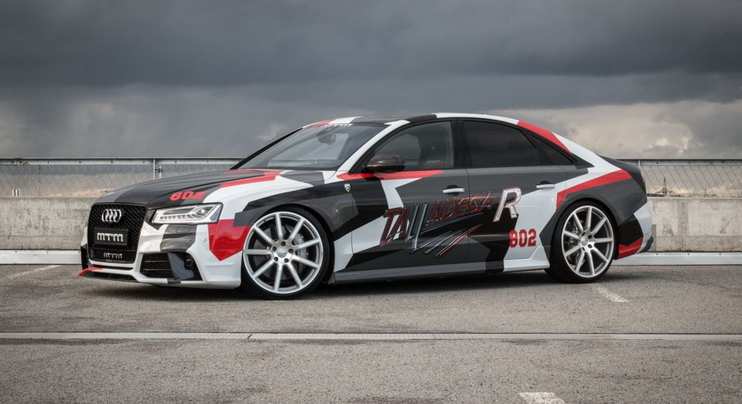 Audi A8 Talladega R 1