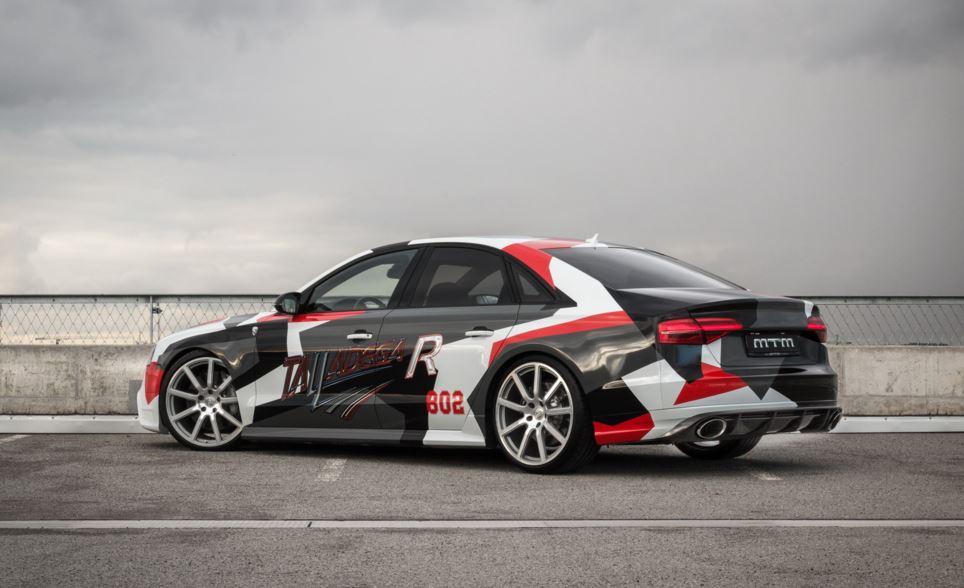Audi A8 Talladega R 2