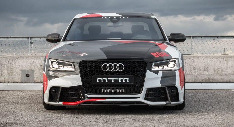 Audi S8 Talladega R by MTM: ¿Pagar 222.222 euros por este Audi A8?