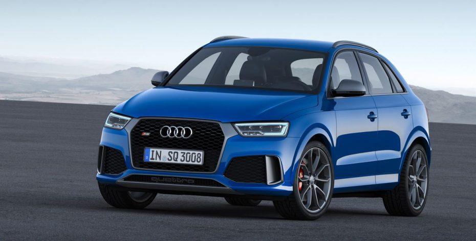 Audi RS Q3 performance: Desde ahora te gustarán los SUVs