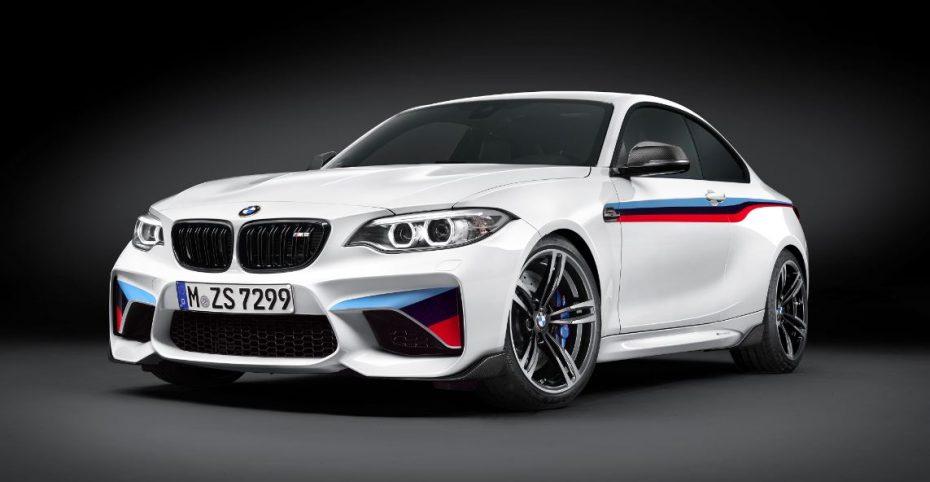 BMW M Performance Parts: Estos son los «juguetitos» para mejorar al BMW M2
