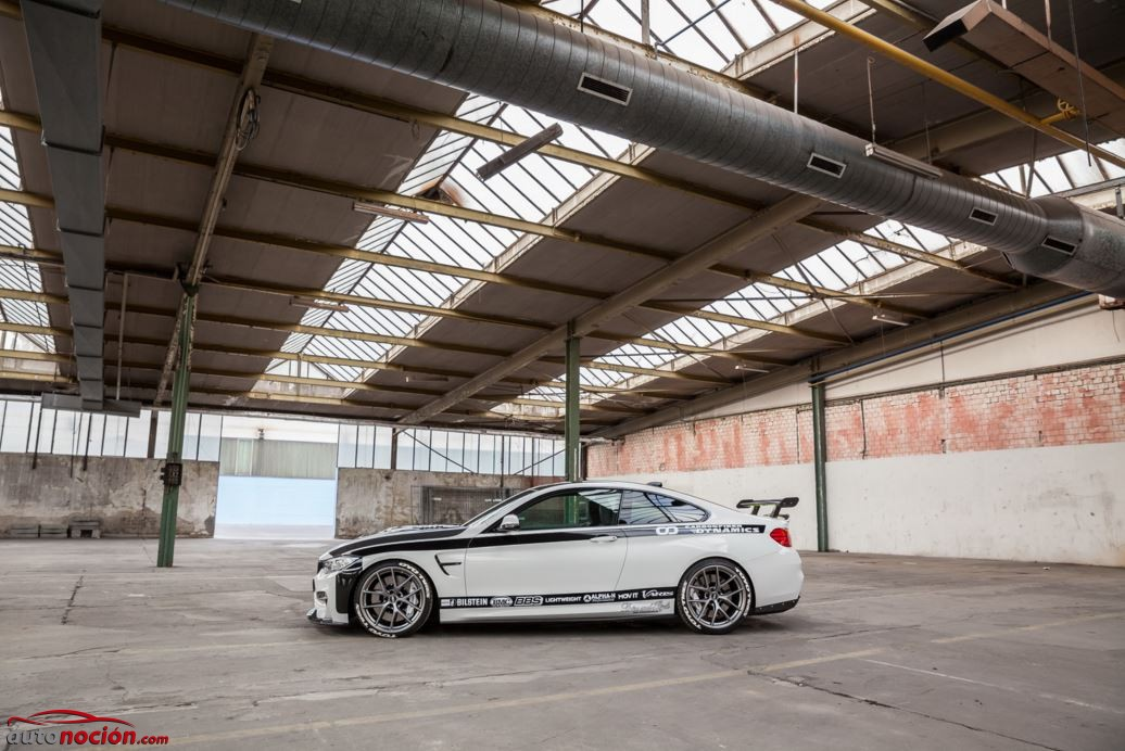 BMW M4R por Carbonfiber Dynamics (3)