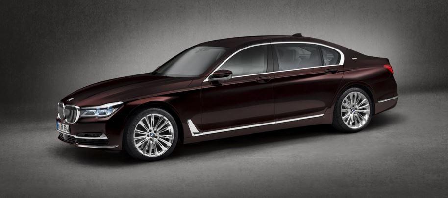 BMW M760Li xDrive Excellence