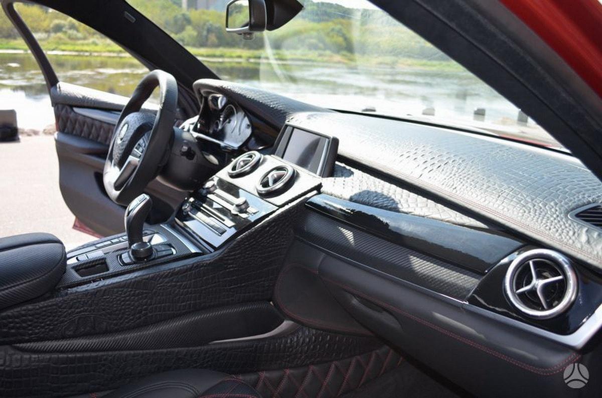 BMW X6 AG Alligator (10)