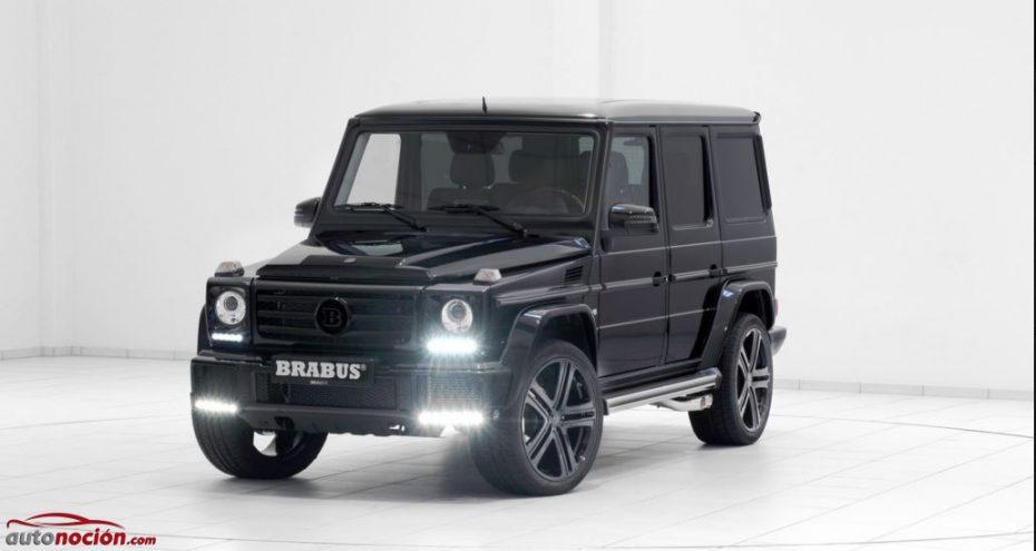 ¡Discreto por fuera, salvaje por dentro! Brabus ya tiene listo otro poderoso Mercedes G500