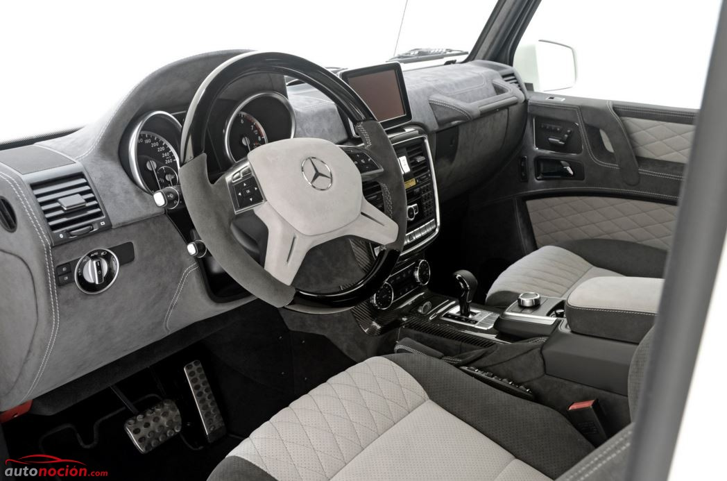 Brabus Mercedes G500 (11)