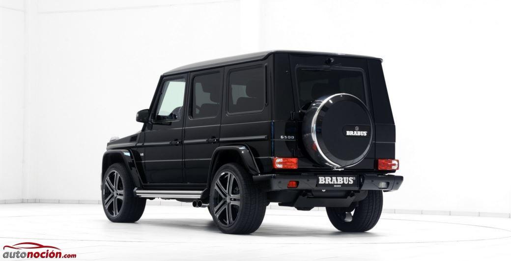Brabus Mercedes G500 (2)