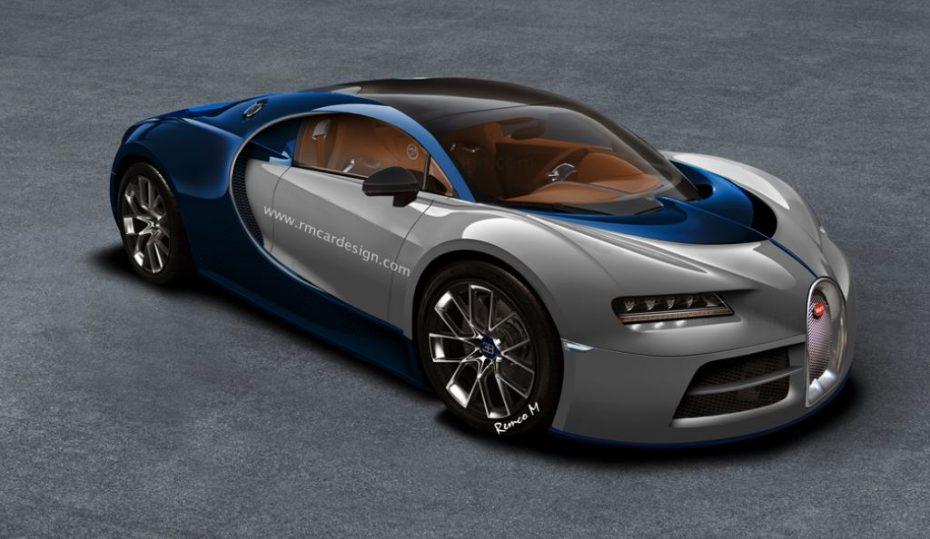 Floyd Mayweather parece haber revelado el precio del Bugatti Chiron: ¡Cuidado con el golpe!