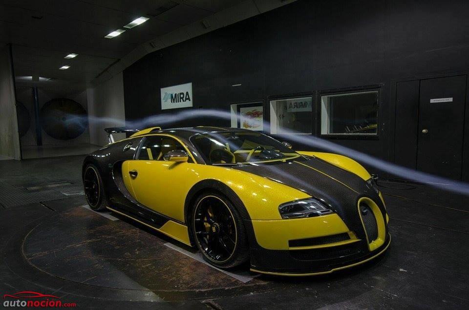 Bugatti Veyron (2)