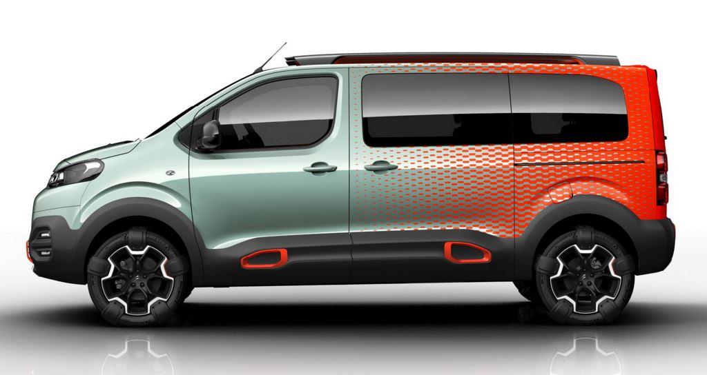 Citroën SpaceTourer 4WD
