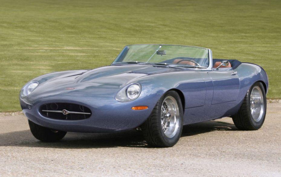 Eagle Spyder GT: La viva esencia del Jaguar E-Type en pleno Siglo XXI