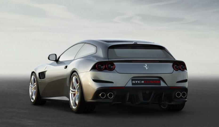 Ferrari GTC4Lusso: ¿Estamos ante el Ferrari más fácil de conducir de la historia?