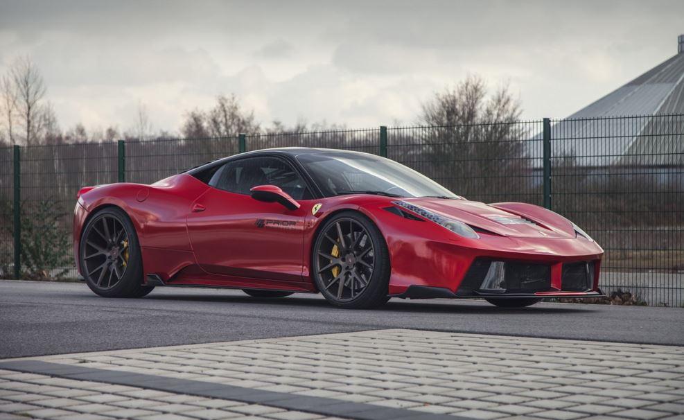 Ferrari Prior 8