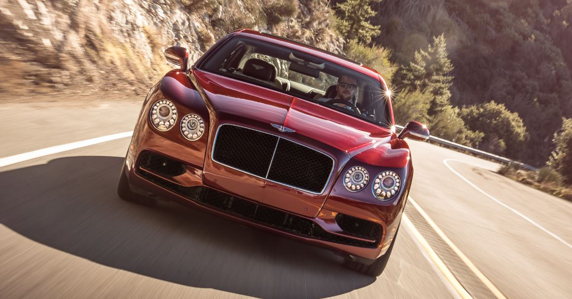 Flying Spur V8 S 3