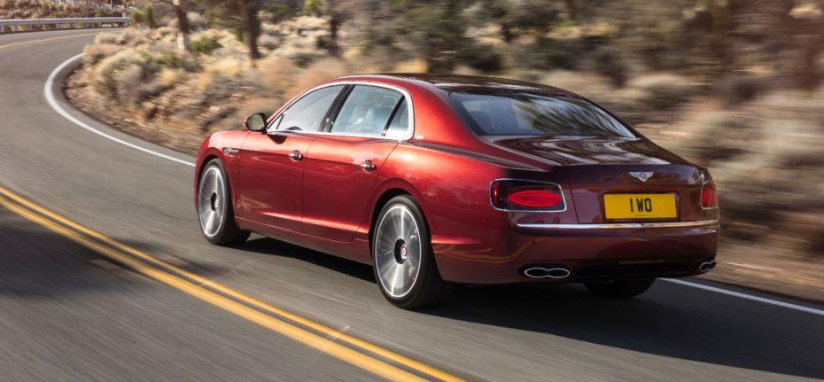 ¿Crees que un coche de 2.972 Kg puede ser deportivo?: Bentley dice que su Flying Spur V8 S, sí…