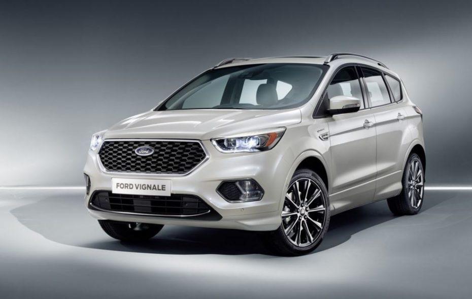 Así son los Ford Kuga, S-Max, Mondeo y Edge en el acabado Vignale: ¿Premiums?