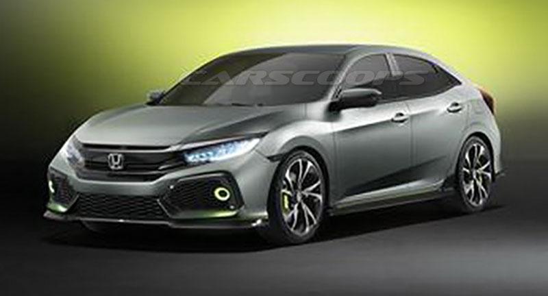 El Honda Civic sedán se filtra antes de su debut ¡Por fin un Civic como el de USA!
