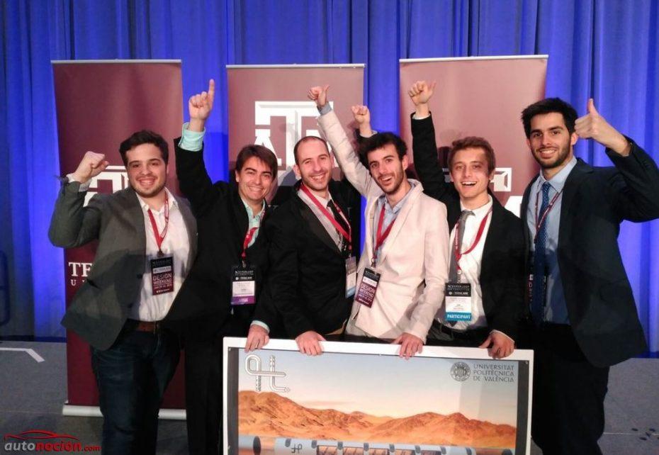 5 estudiantes españoles diseñarán el Hyperloop, el transporte supersónico del futuro