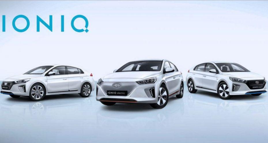 Tiembla Toyota, tiembla Prius, el Hyundai IONIQ está aquí y este es el aspecto de sus tres variantes