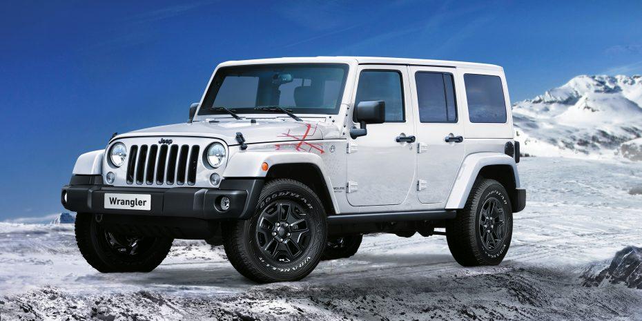 El Jeep Wrangler recibe la serie especial «Backcountry»: Sólo llega con motor de gasolina