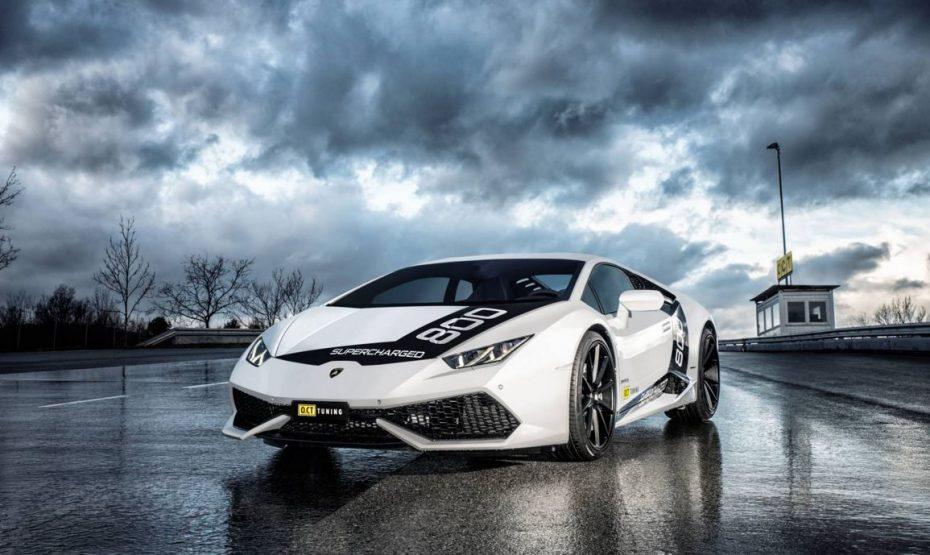 ¡En O.CT Tuning van a por todas!: Más de 200 CV extra para el Lamborghini Huracan