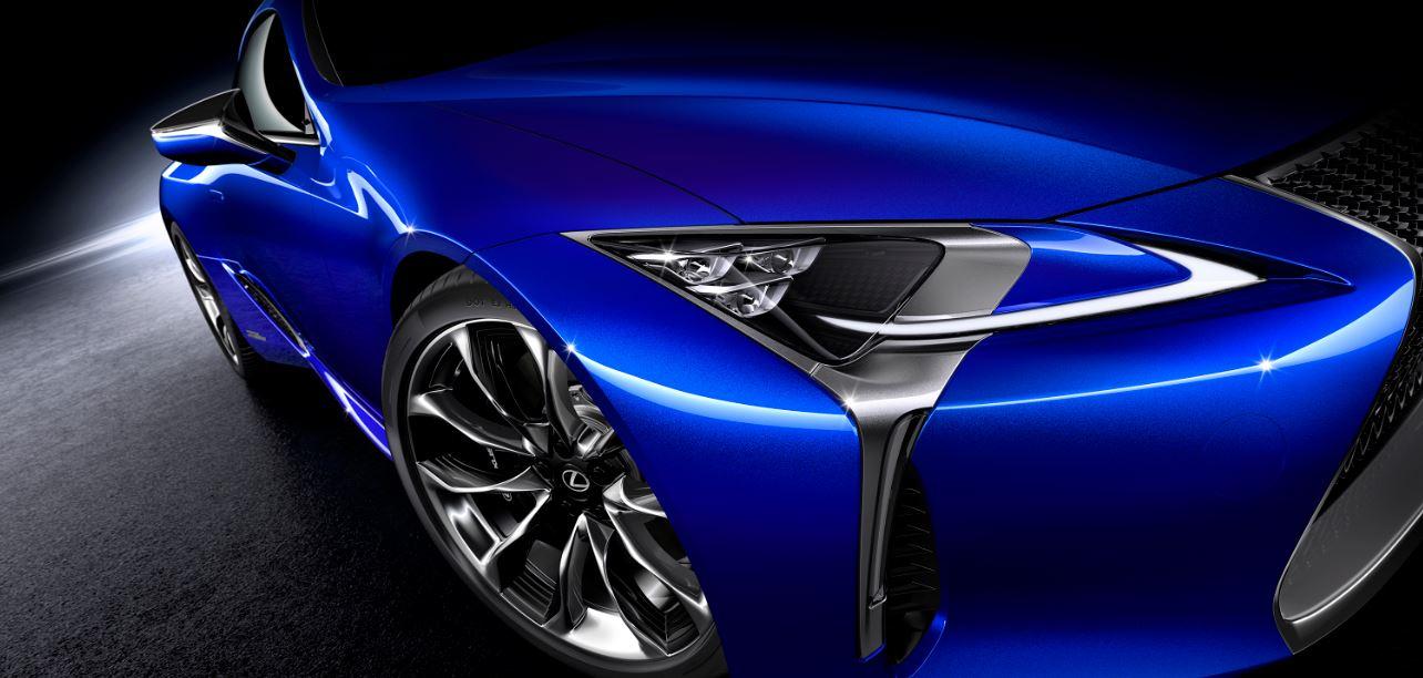 Lexus LC 500h 6