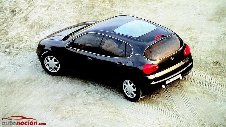 ¿Conoces al Lexus Landau?, o mejor dicho, cuando Lexus pensó en hacer un compacto con motor V8