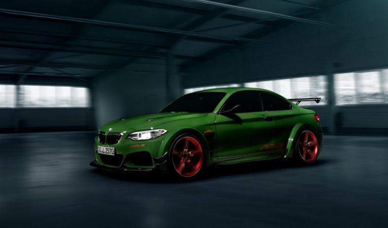 No es un BMW M2, pero tiene 240 CV extra y es el BMW M235i más salvaje que jamás has visto