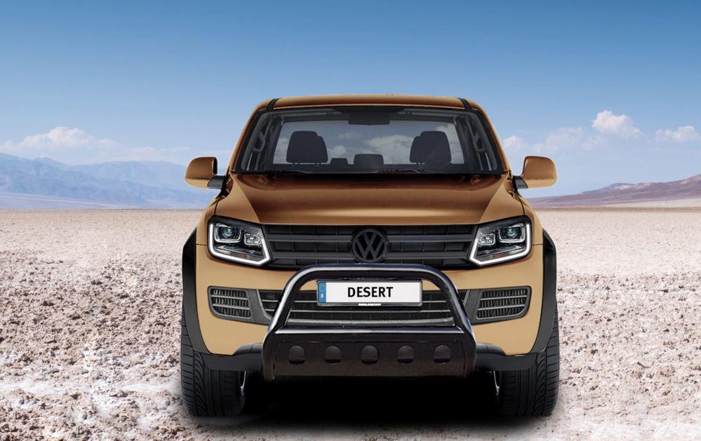 MTM VW Amarok V8 Passion Desert 11