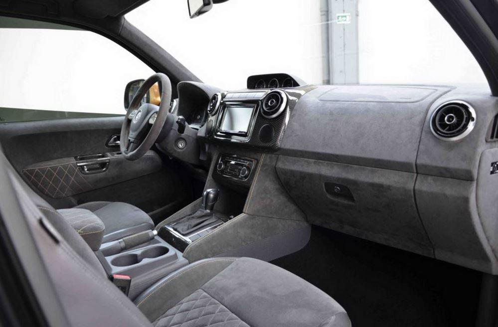 MTM VW Amarok V8 Passion Desert 4
