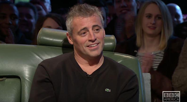 Matt LeBlanc será el nuevo copresentador de Top Gear: Lo conoces, es el de Friends