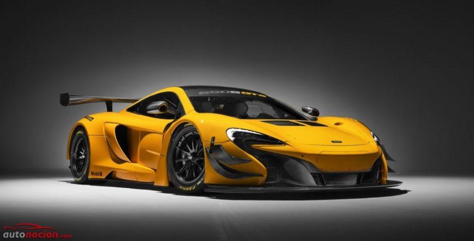La estrategia de McLaren para 2016 no te dejará indiferente ¡Y su 650S GT3 tampoco!