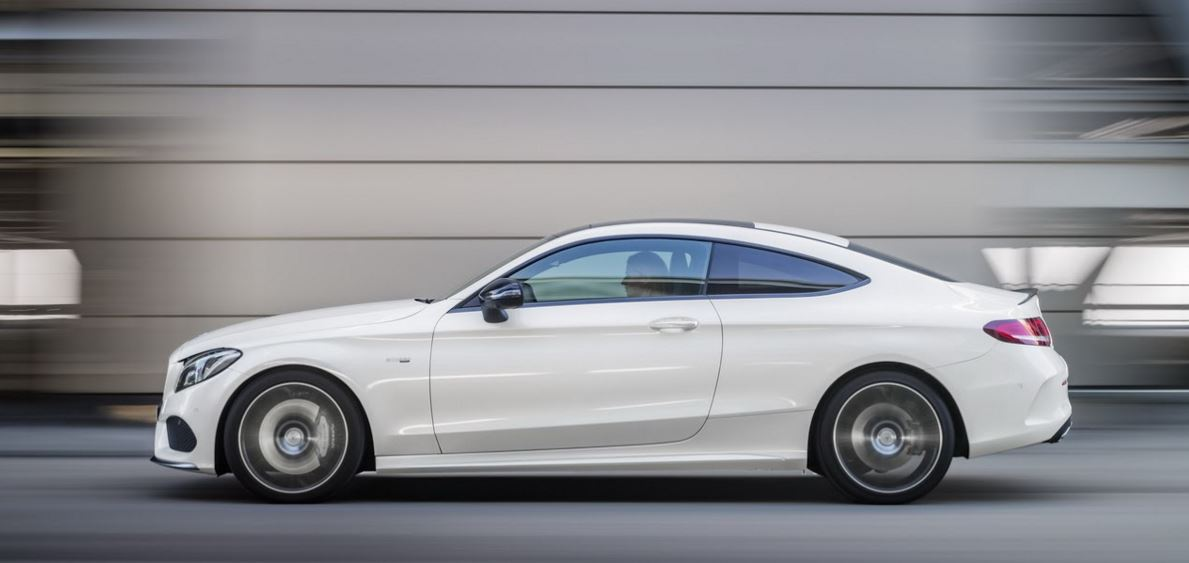 Mercedes-AMG C43 4MATIC Coupe 3