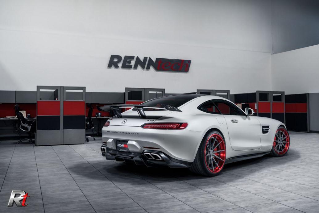 Mercedes-AMG GT S por Renntech (2)