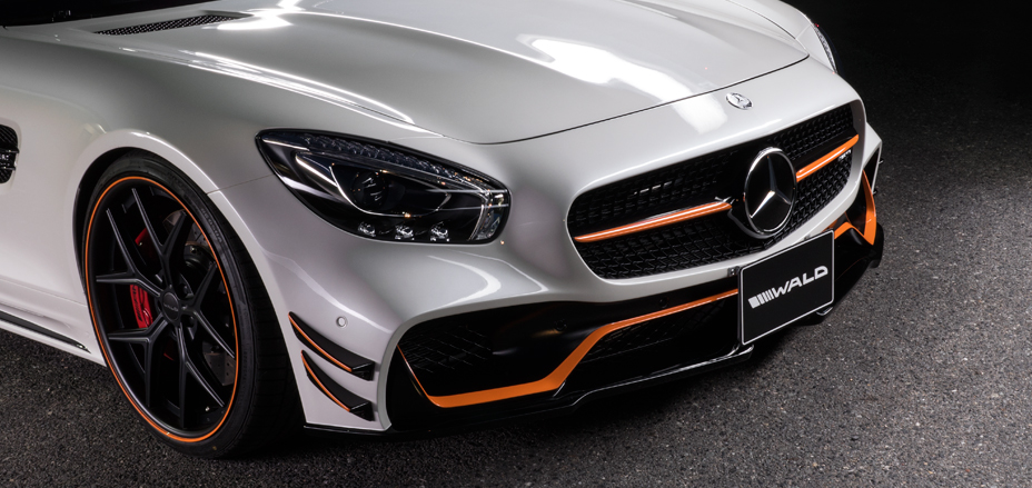 Mercedes-AMG GT por Wald International (9)