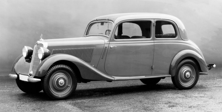 Mercedes-Benz 170 V: Un automóvil adelantado a su tiempo que sentó las bases del Clase E