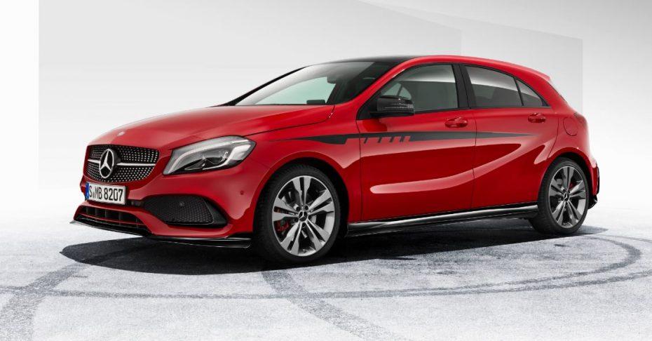 Accesorios AMG: ¿Una estética aún más deportiva para lo más deportivo la Clase A?