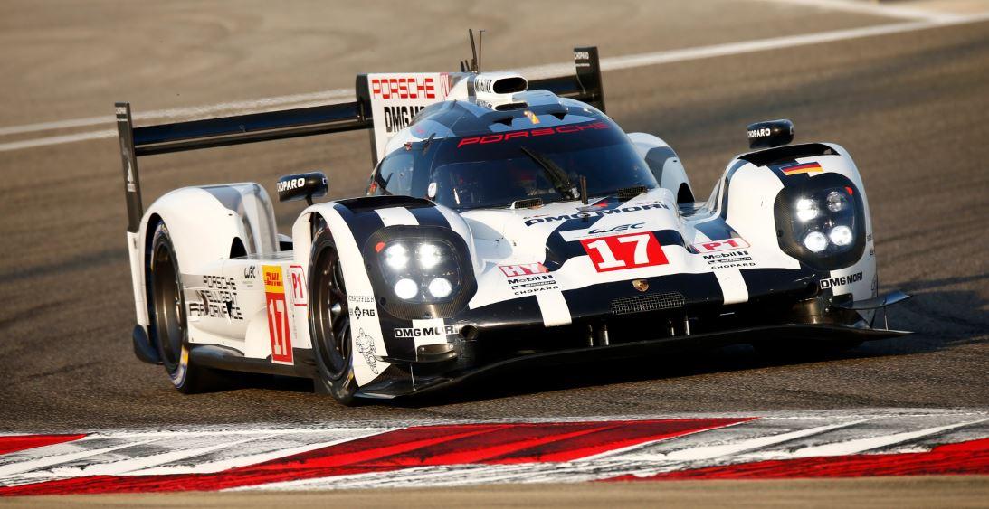 Motor V4 Porsche 5