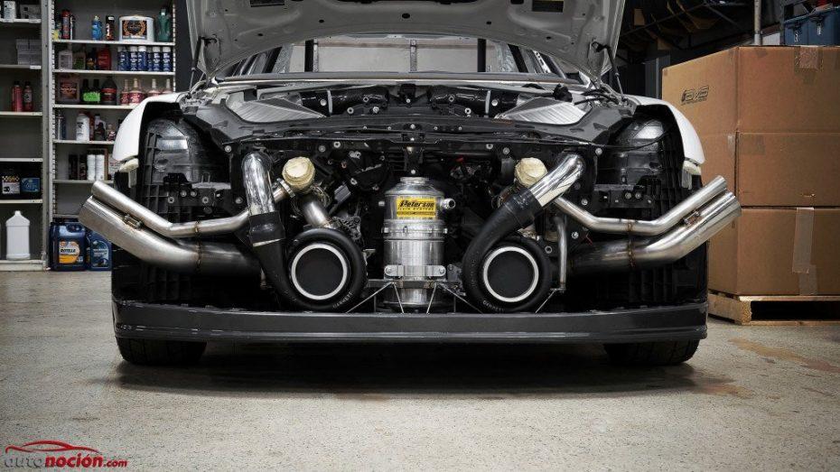 AMS Performance prepara un Nissan GT-R extremo para recuperar el récord de velocidad