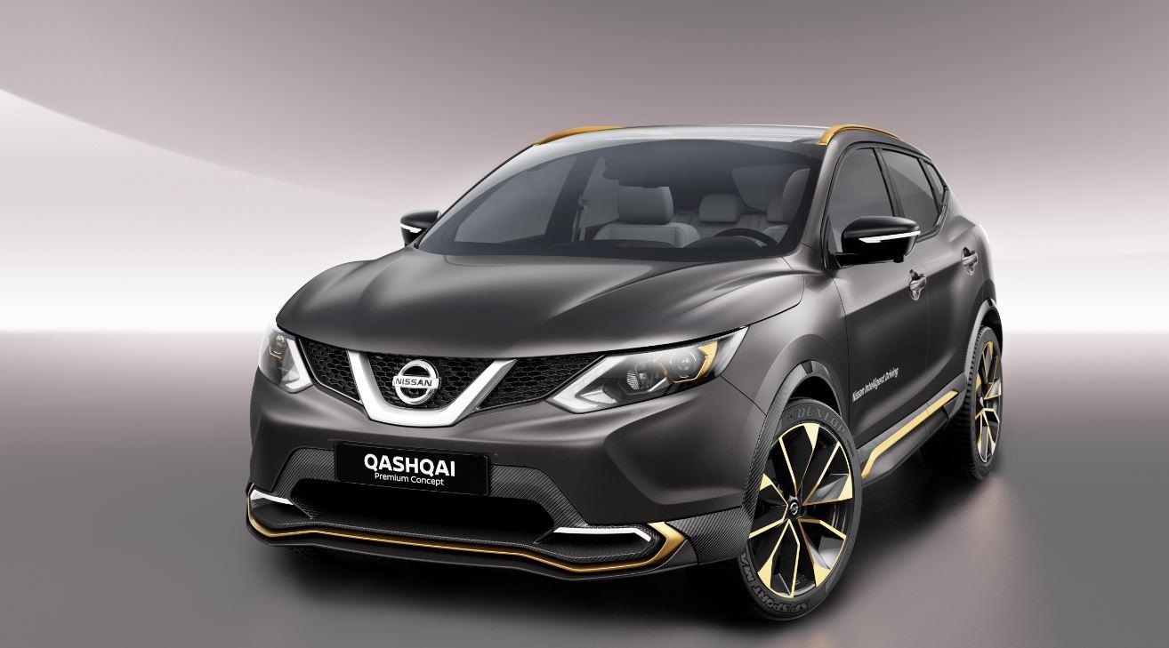 Nissan Qashqai Premium Concept (3)