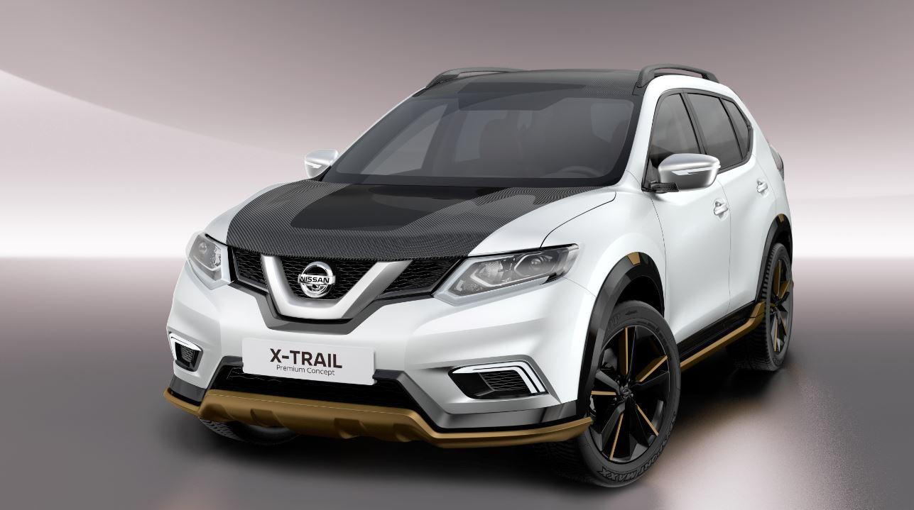 Nissan X-Trail Premium Concept (4)