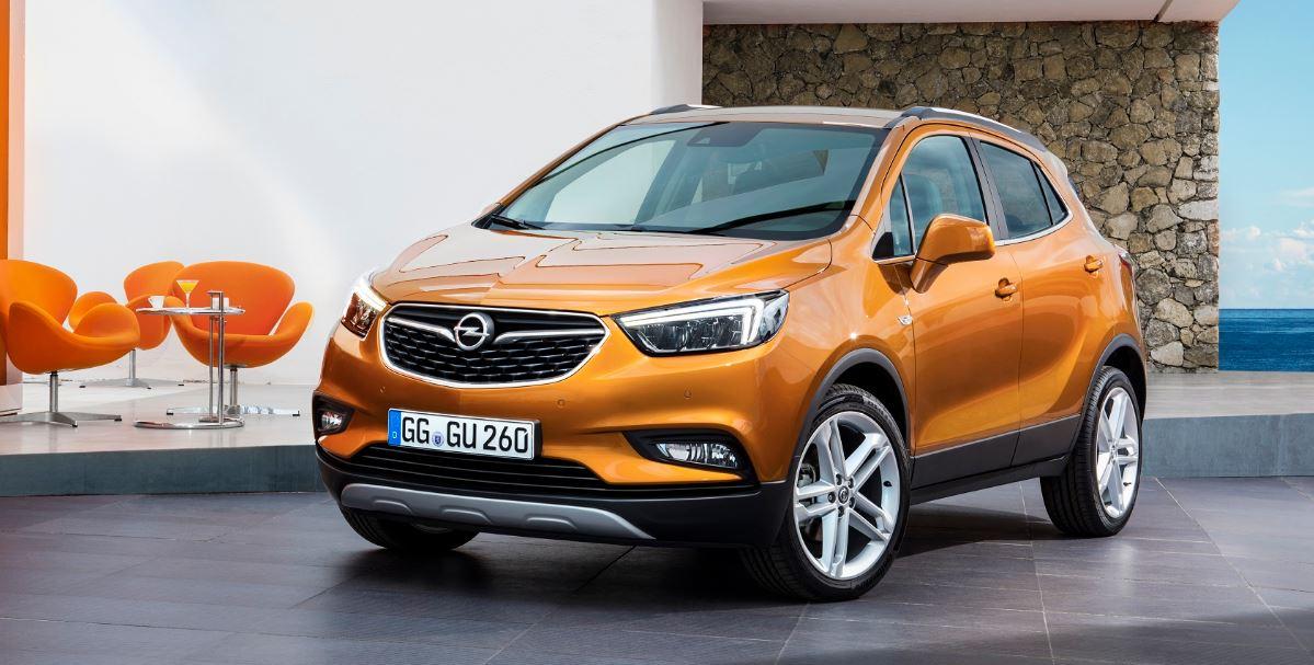 Opel Mokka 2016 1