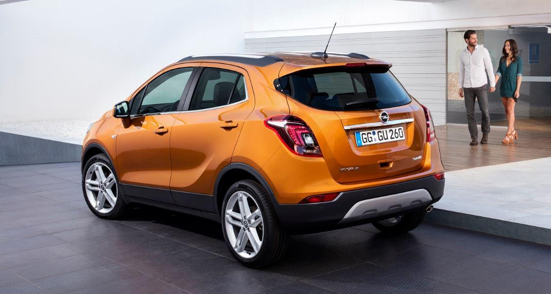 Opel Mokka 2016 2