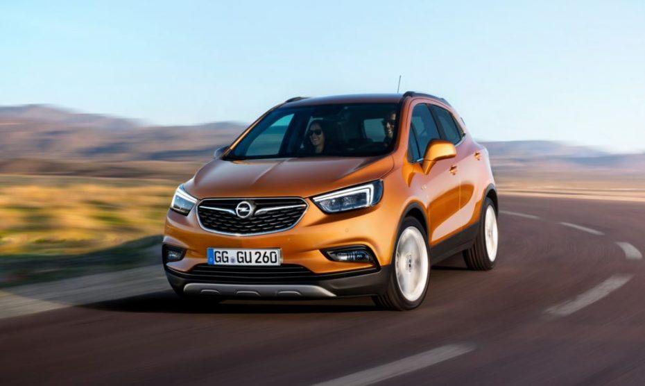 Opel Mokka X: Faros Full LED, un nuevo interior y mucho más…
