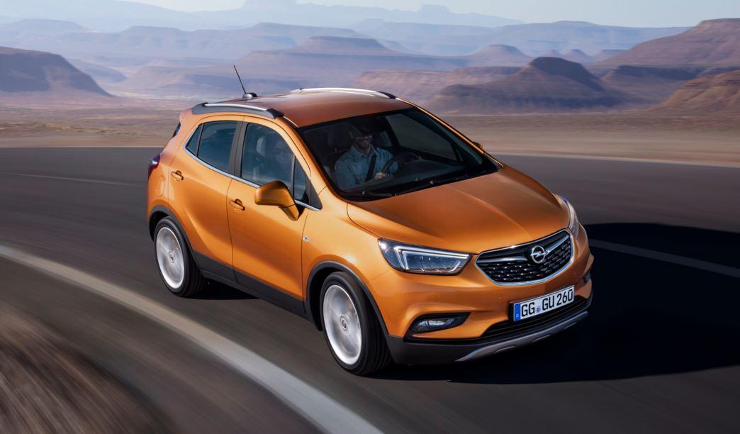 Opel Mokka 2016 5