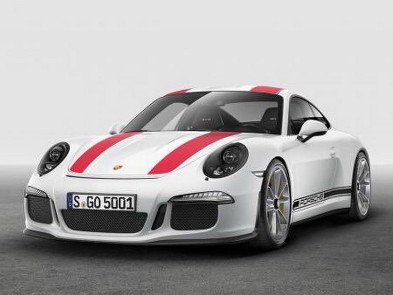 ¡Filtrado! Así es el Porsche 911 R, la alternativa de transmisión manual al 911 GT3 RS